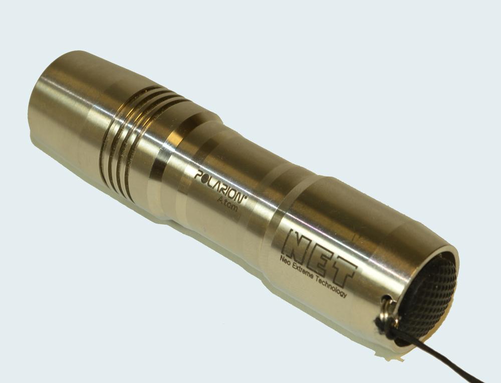Atom – Handheld LED Flashlight